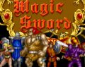 Magic Sword – Arcade