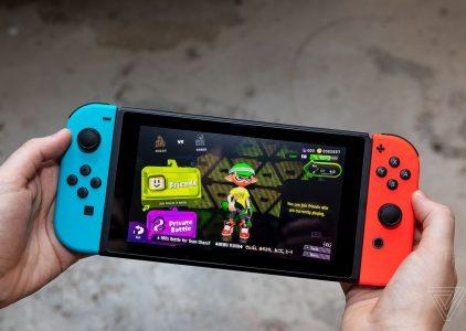 Nintendo Switch supera le 10 milioni di copie vendute!