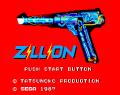 Zillion – Sega Master System