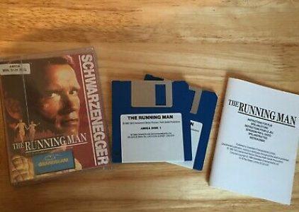The Running Man – Amiga