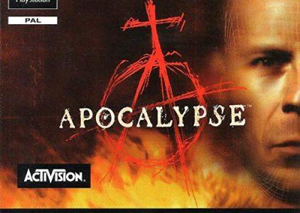 Apocalypse – Playstation