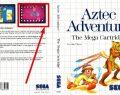 Aztec Adventure – Sega Maser system