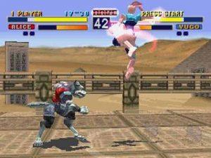 Bloody Roar Playstation